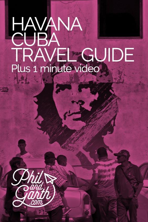 Havana Cuba Travel Guide