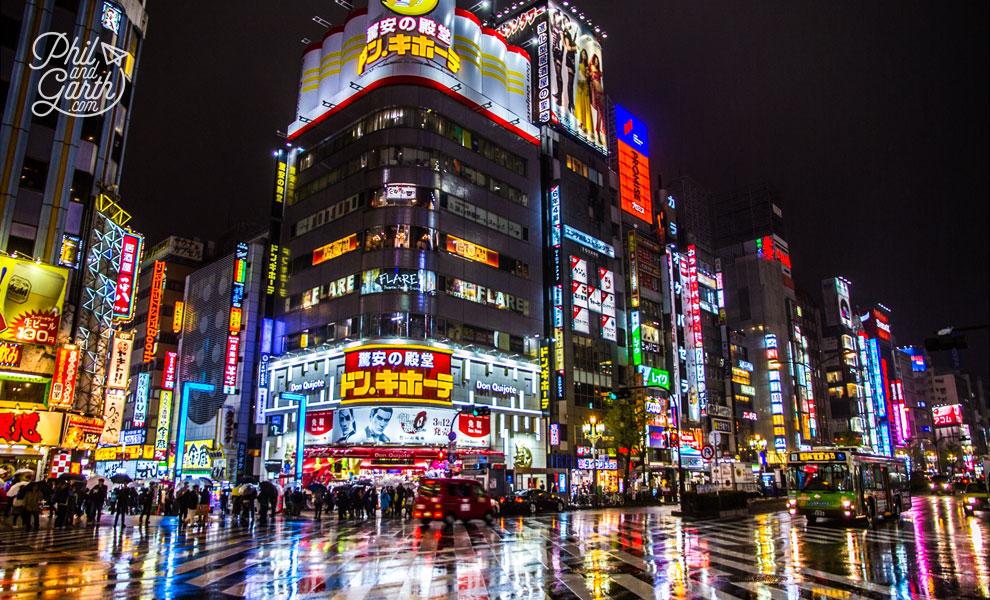 Tokyo_Shinjuku_travel_review_and_video