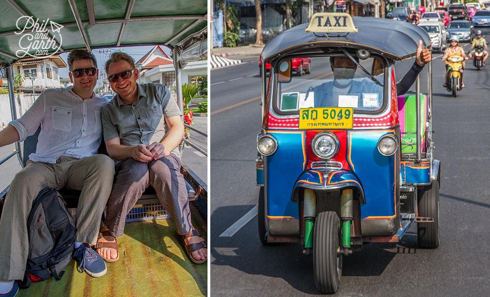 getting_around_tuk_tuk_Bangkok_video_and_review