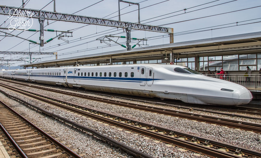kyoto_japan_getting_there_Shinkansen_travel_review_and_quick_video