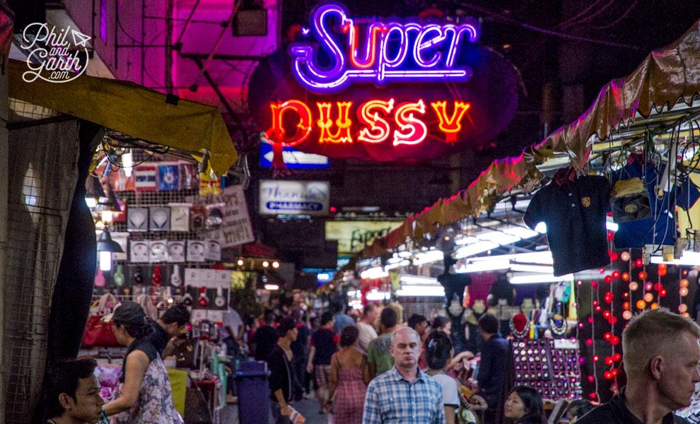 shopping_night_markets_2_Bangkok_video_and_review
