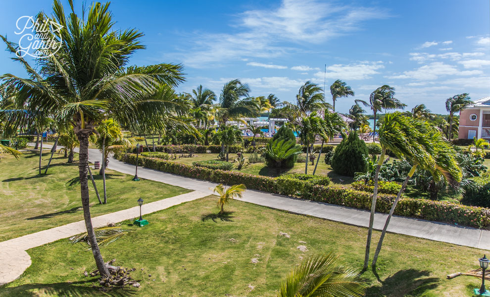 Cuba_Blau_Privilege_Cayo_Libertad_varadero_gardens_2_travel_review_and_video