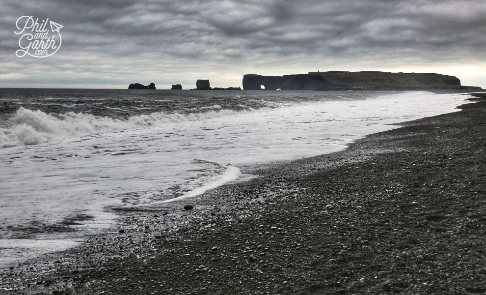 Iceland-south-Reynisfjara-black-sand-beach-2-travel-review