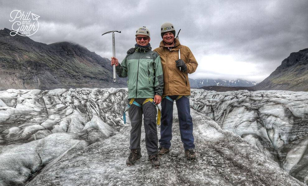 Iceland-south-glacier-hike-Svinafelljokull-glacier-travel-review
