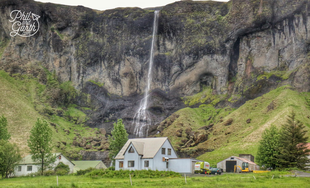 Iceland-south-waterfall-in-your-back-yard-travel-review