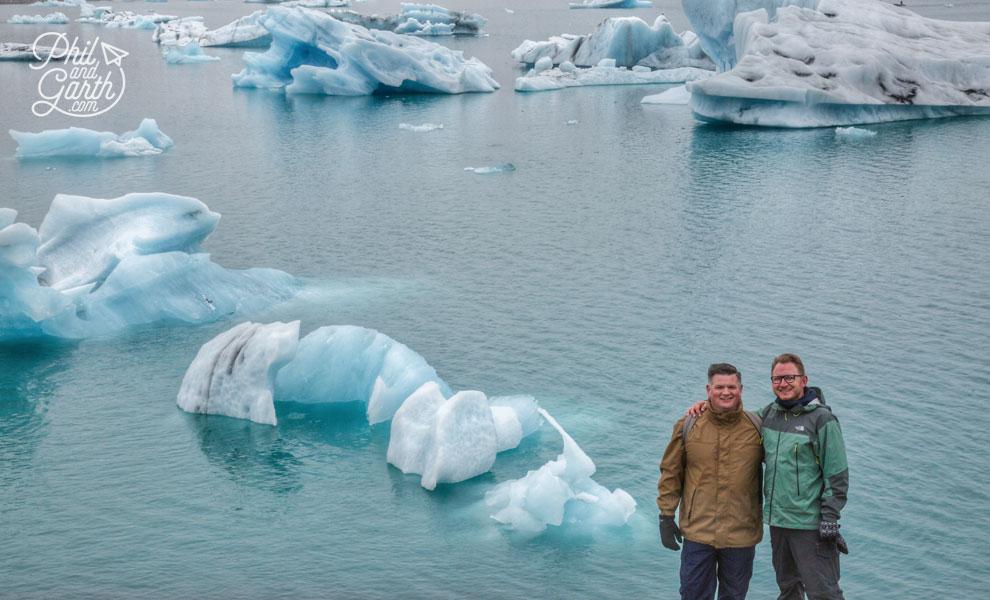 Iceland_Jokulsarlon_phil_and_garth_at_glacier_lagoon_travel_review