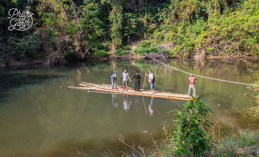 khao_sok_elephant_hills_bamboo_raft_crossing_travel_review_and_video