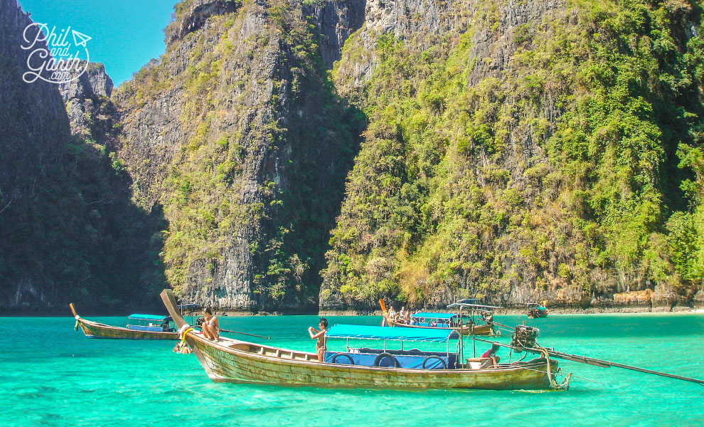 Phuket-Pileh-Lagoon-amazing-coloured-waters-Ko-Phi-Phi-Leh-travel-review