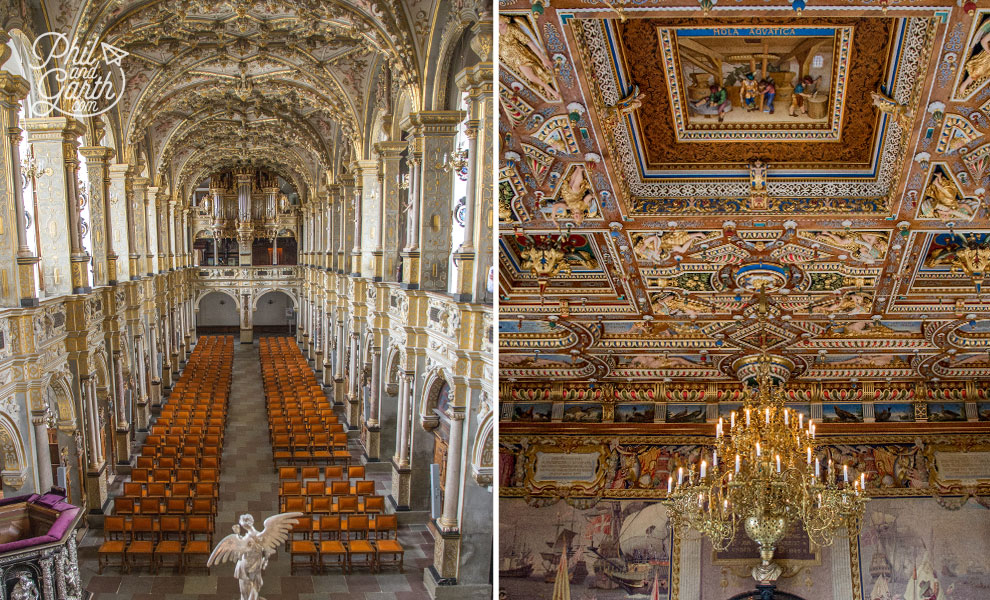 Frederiksborg_Castle_chapel_and_ornate_ceilings