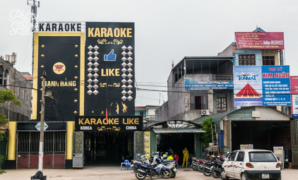 Roadside Karaoke venues