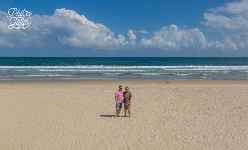 Da Nang's 'China Beach'