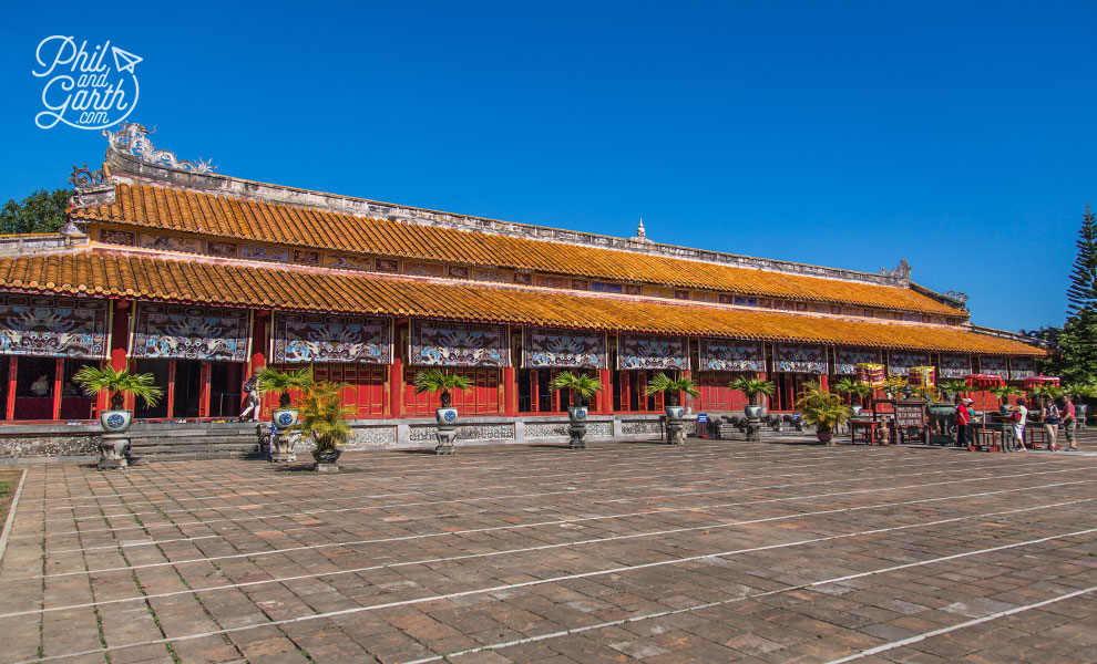 The Mieu – Temple of the Generations