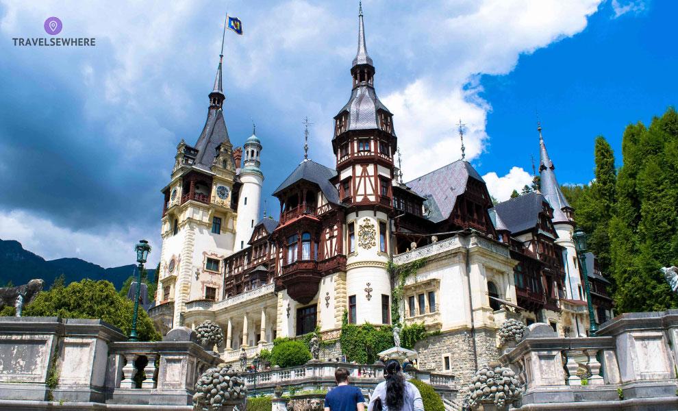 Peleș Castle, Prahova County, Romania