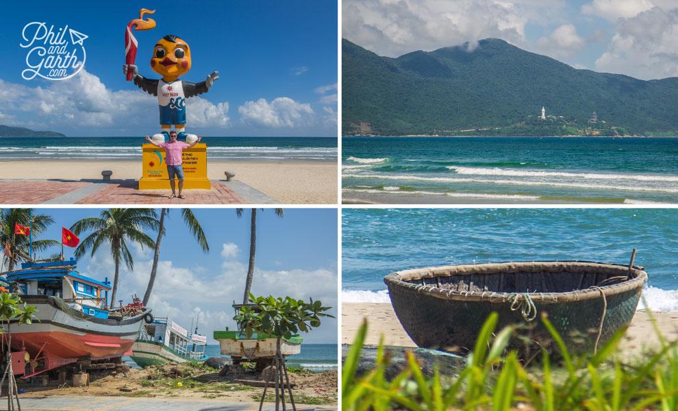 Da Nang's My Khe beach