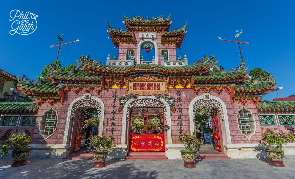 Phuoc Kien assembly hall