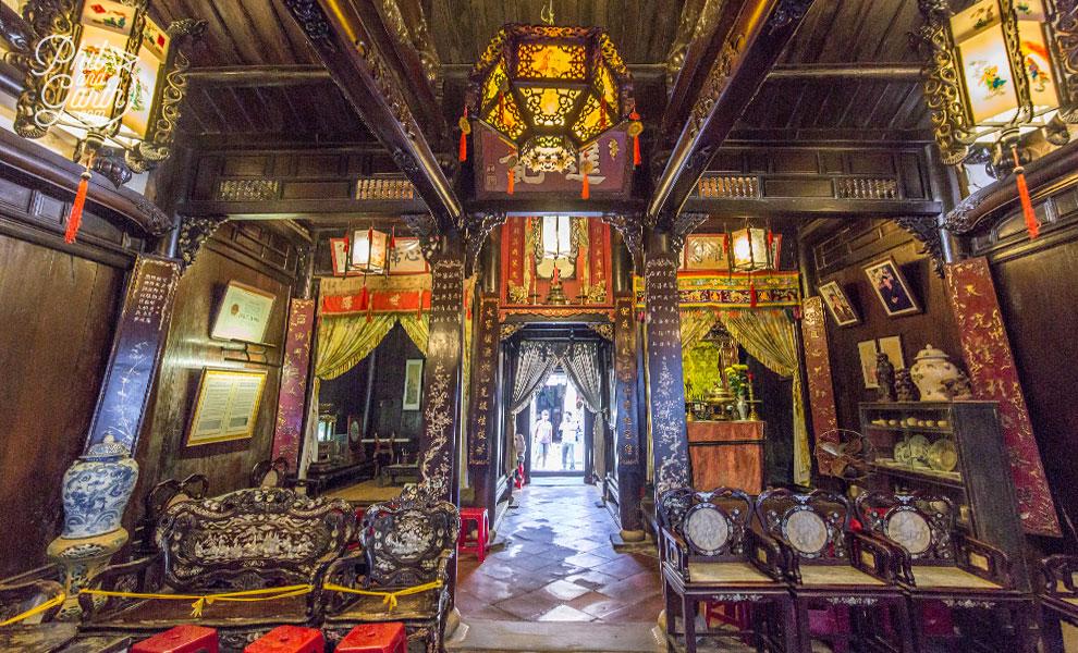 Tan Ky merchant house