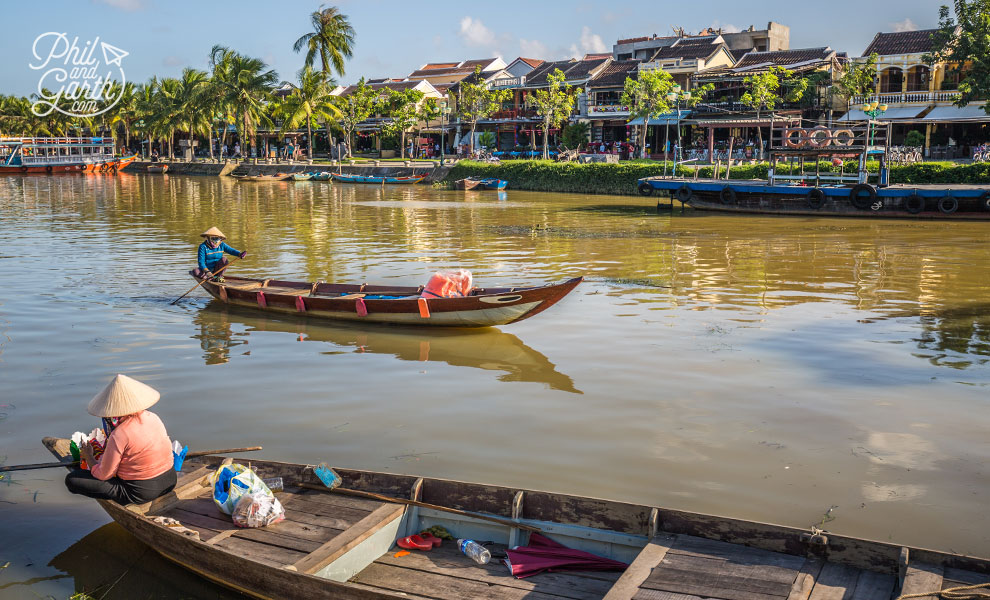 Early morning in Hoi An