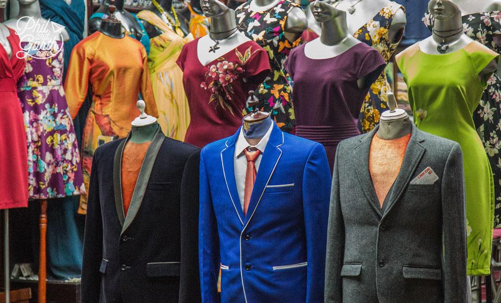 Hoi An bespoke tailors