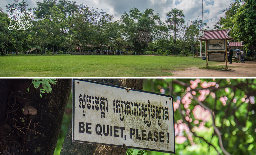The Killing Fields of Choeung Ek