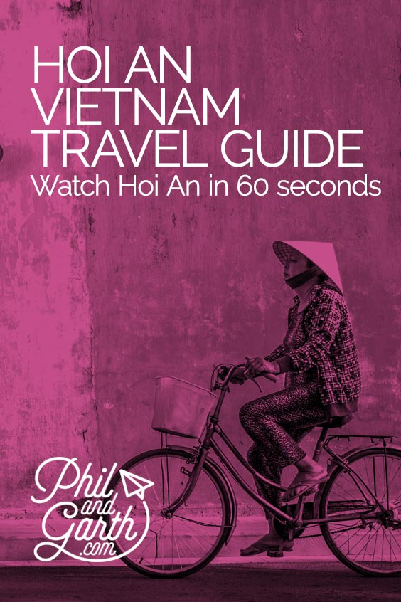 Hoi An, Vietnam - Travel guide & Hoi An in 60 seconds video