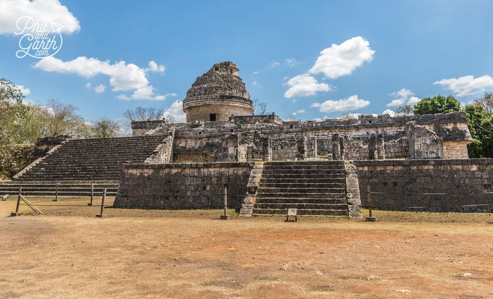 El Caracol - the observatory