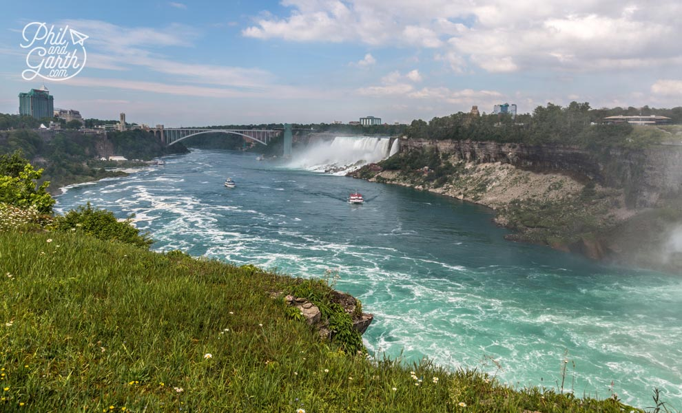 The magnificent Niagara River