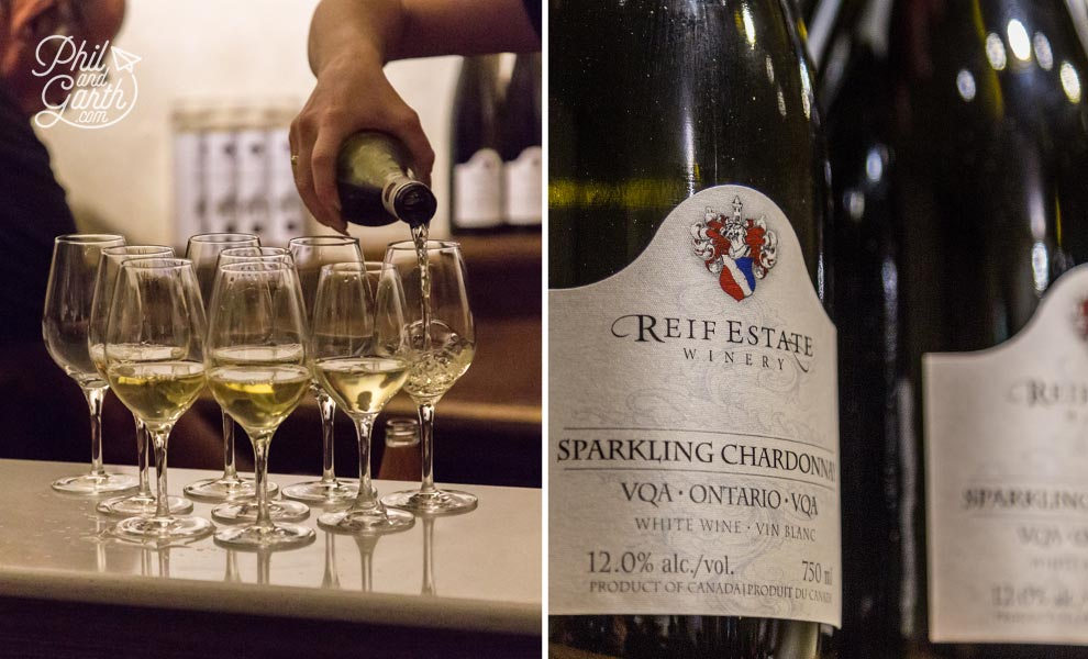 You can't come to this region without a spot of wine tasting