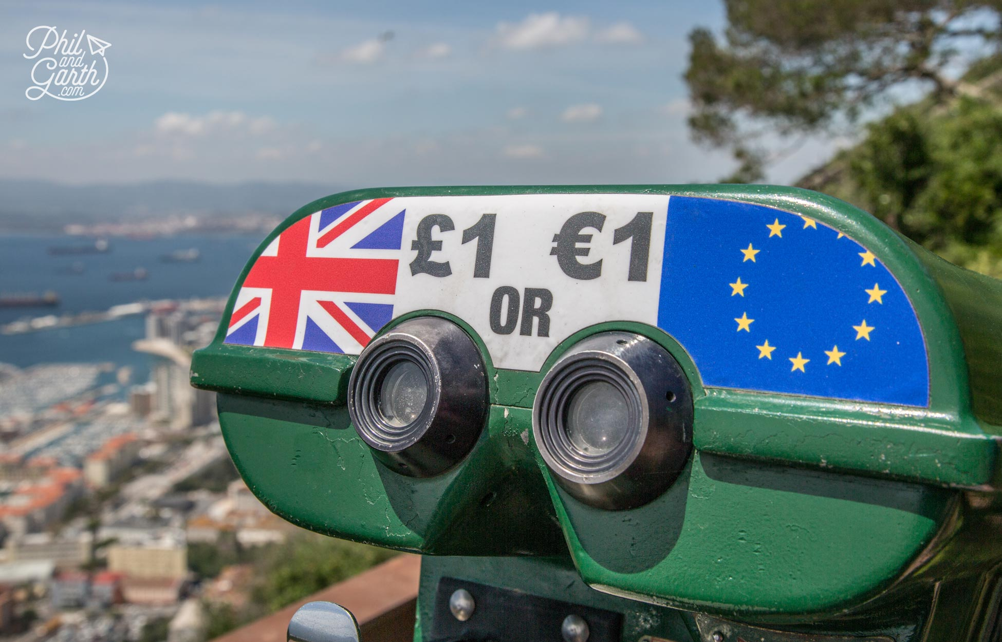 Gibraltar voted overwhelmingly to stay in EU (96%) in 2016's UK European Union membership referendum