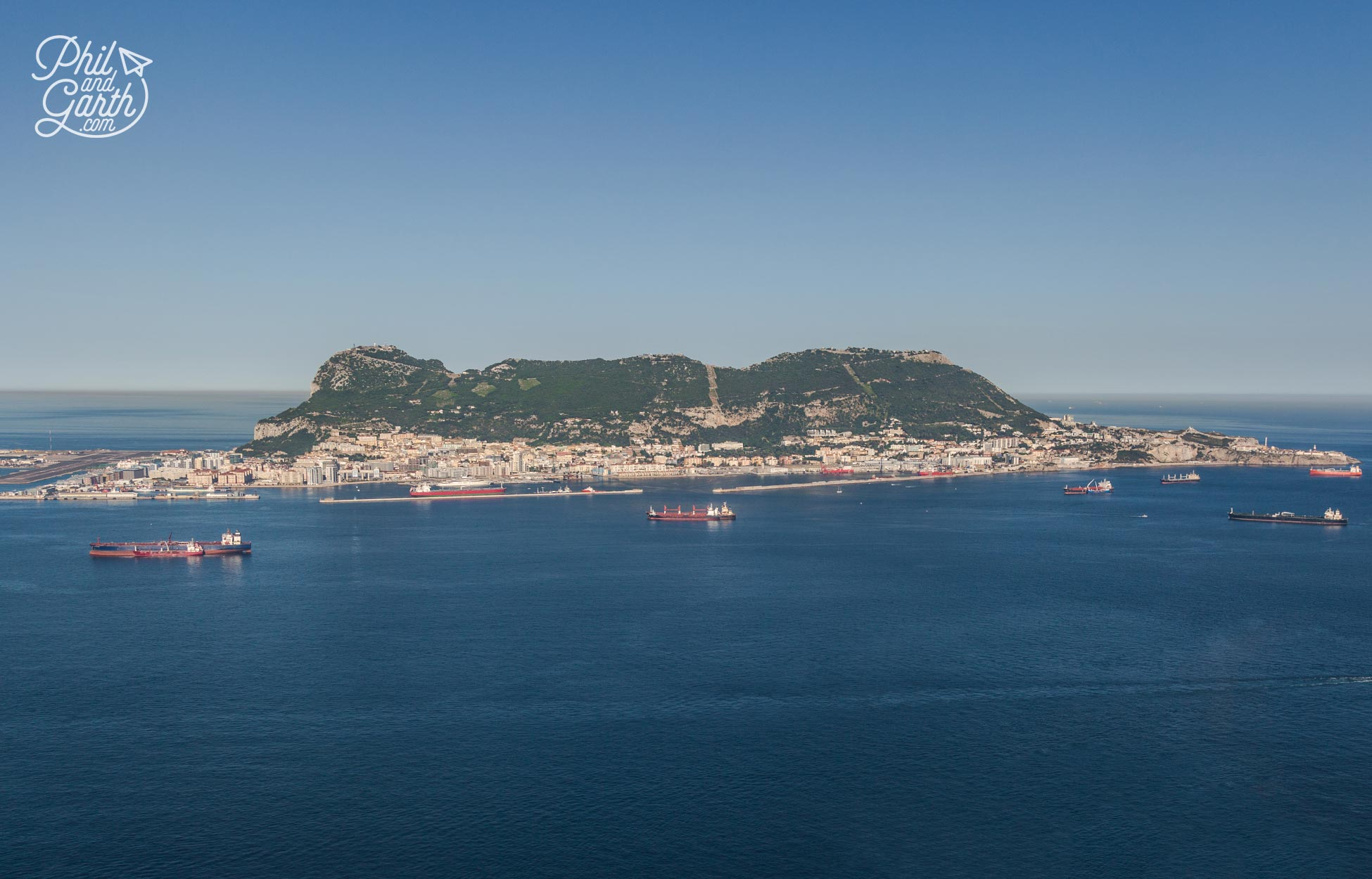 Gibraltar is a British Overseas Territory