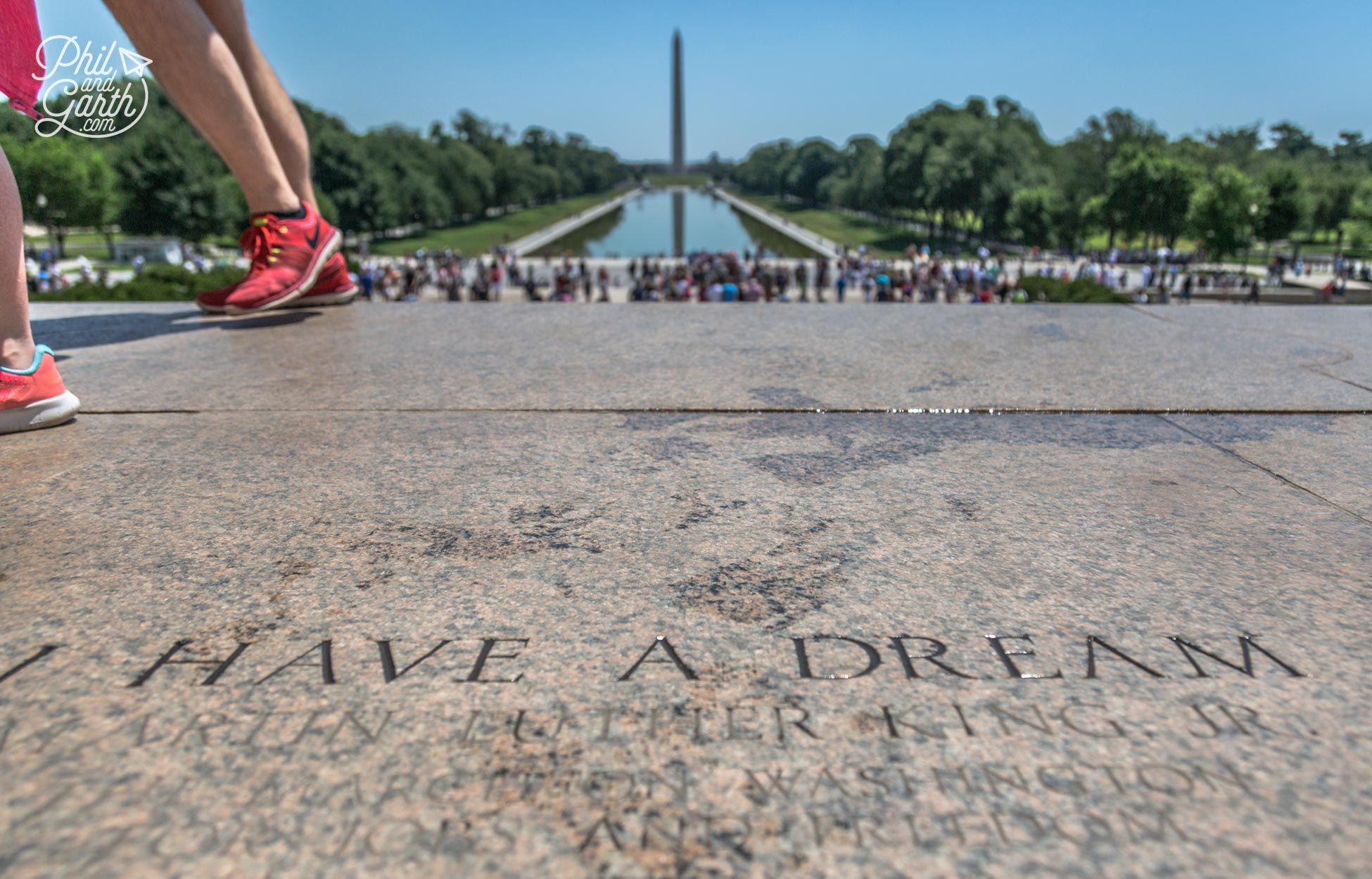 I Have A Dream speech by Martin Luther King Jr