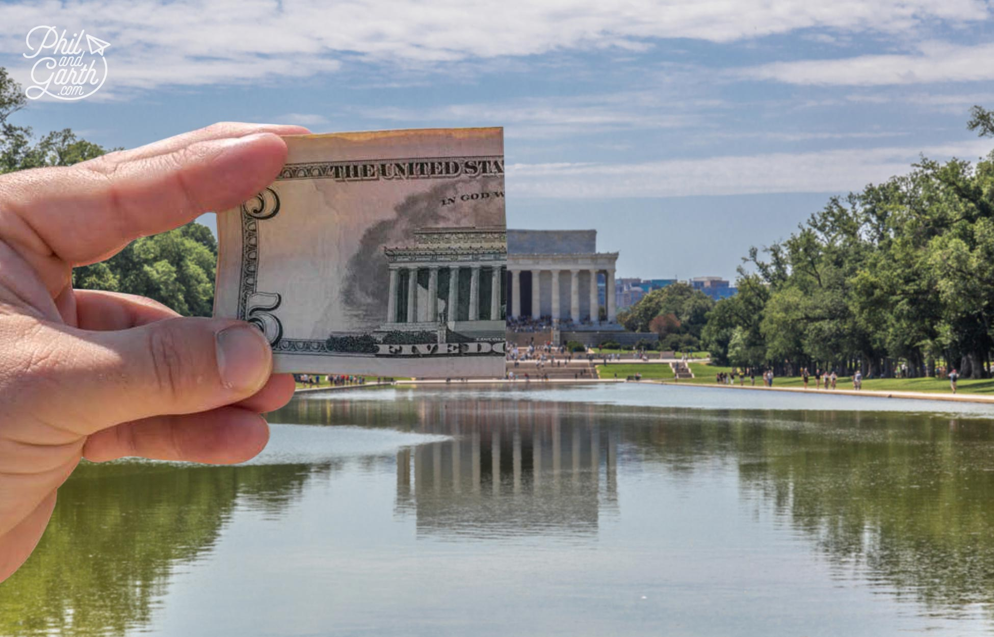 The Lincoln Memorial looks stunning seen in front of the reflection pool. Remember the Forrest Gump scene filmed here?