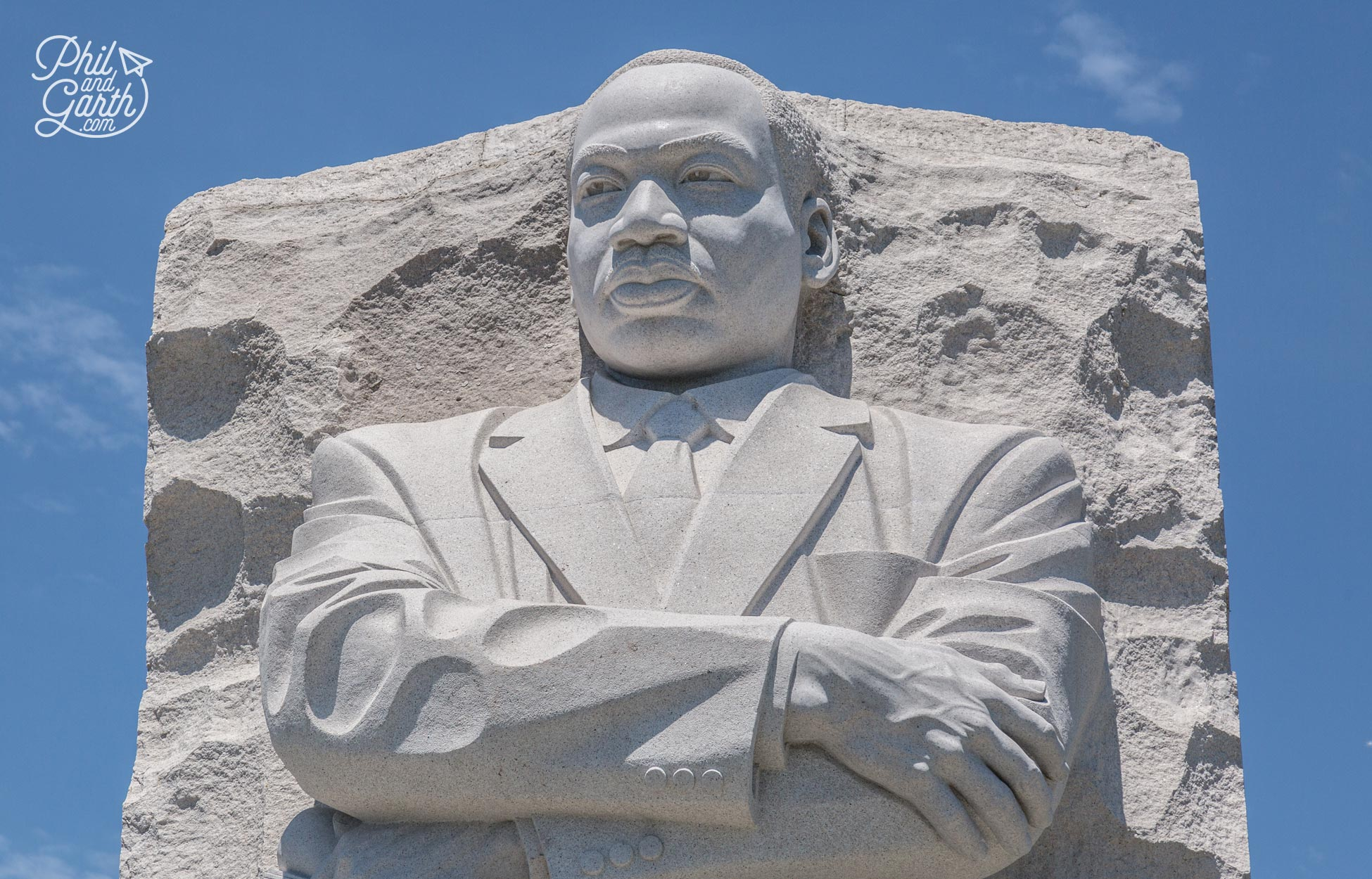 A stunning memorial to honour the world's greatest leader in civil rights