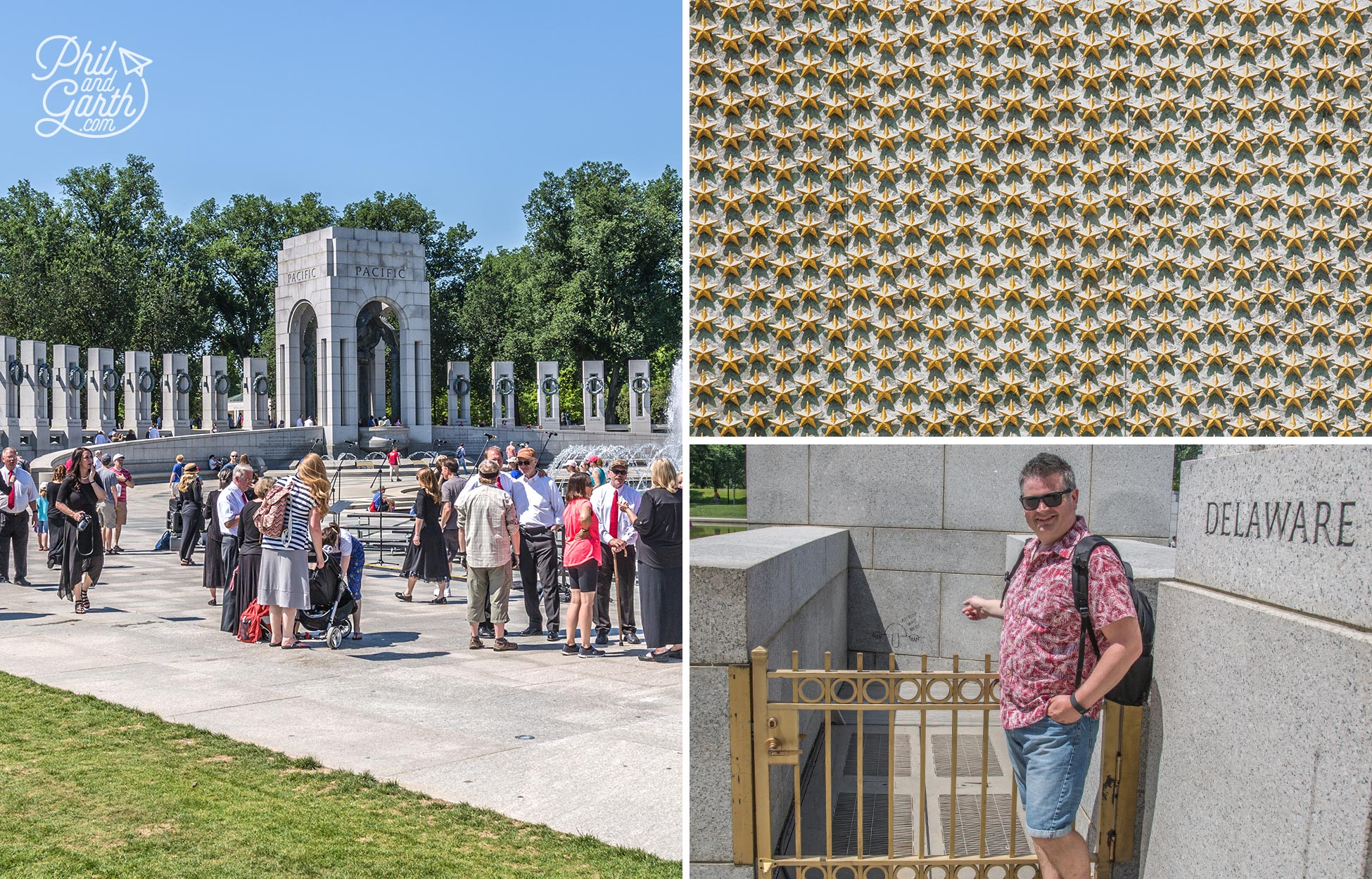 National World War 2 Memorial