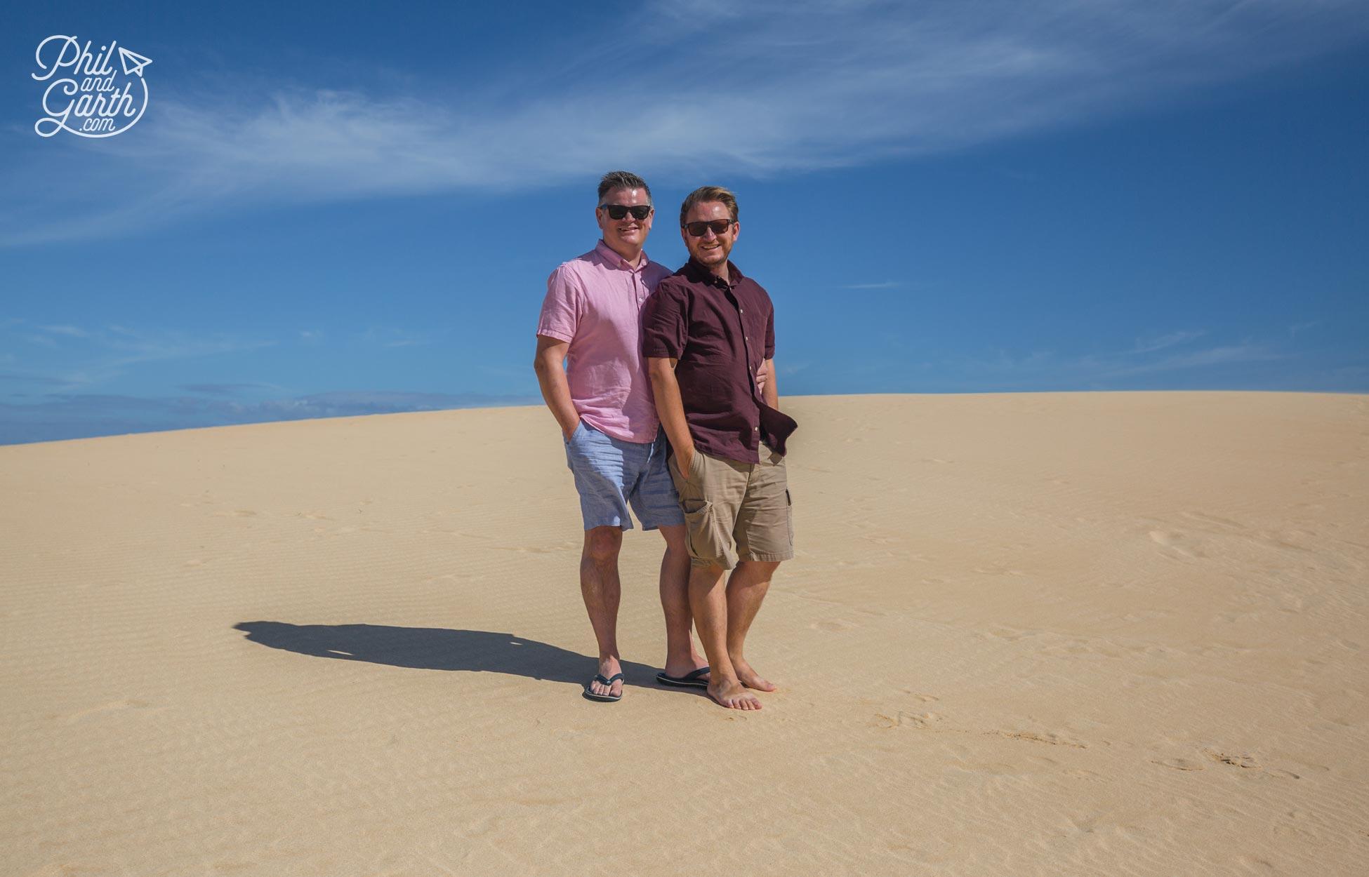 Phil and Garth's Top 5 Fuerteventura Tips