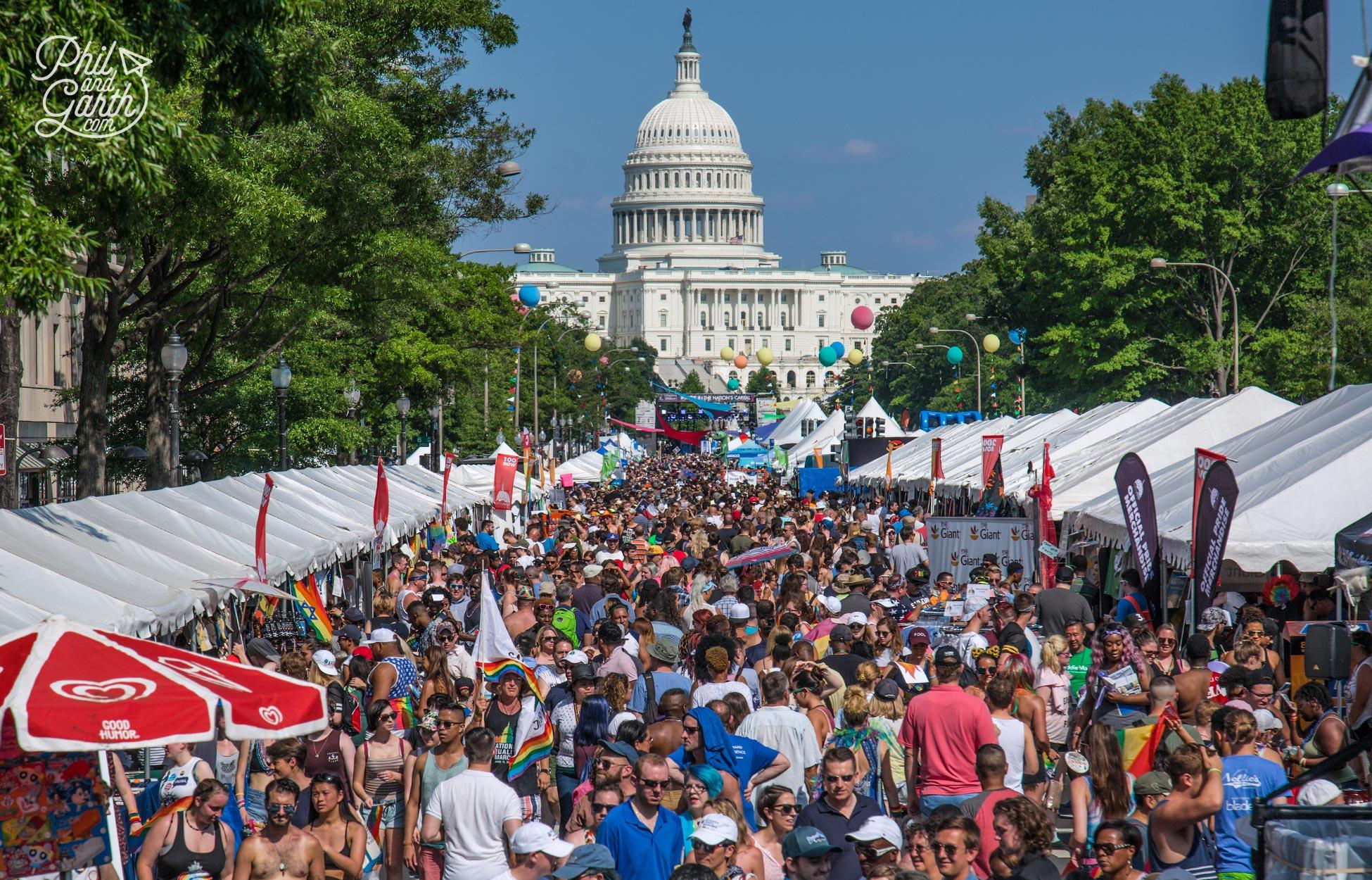 Washington's Pride Festival