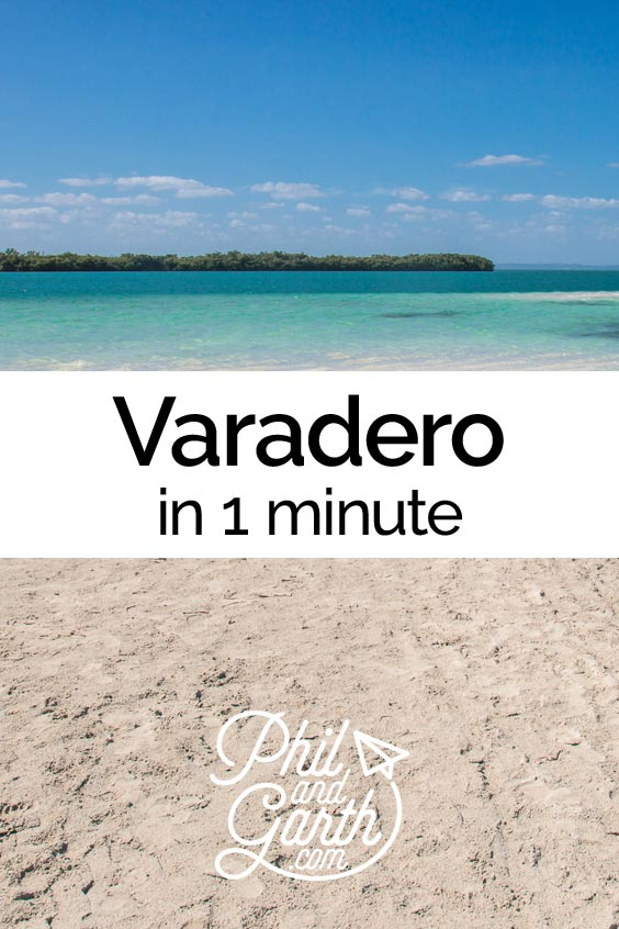 Watch Varadero, Cuba in 1 minute - sightseeing, must see sights, things to do, top 5 tips, food review, photography inspiration, advice and information. Read our full travel guide on our blog www.philandgarth.com