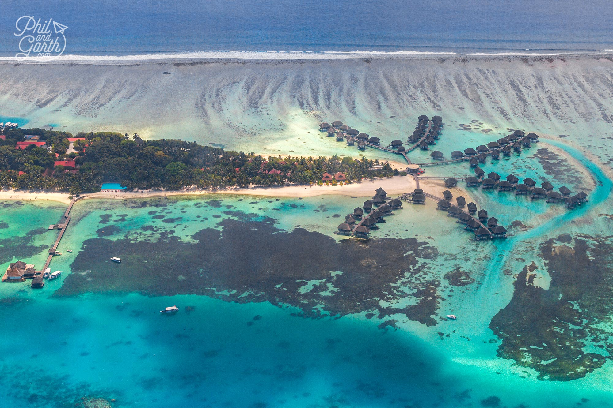 Another amazing looking resort in the Maldives