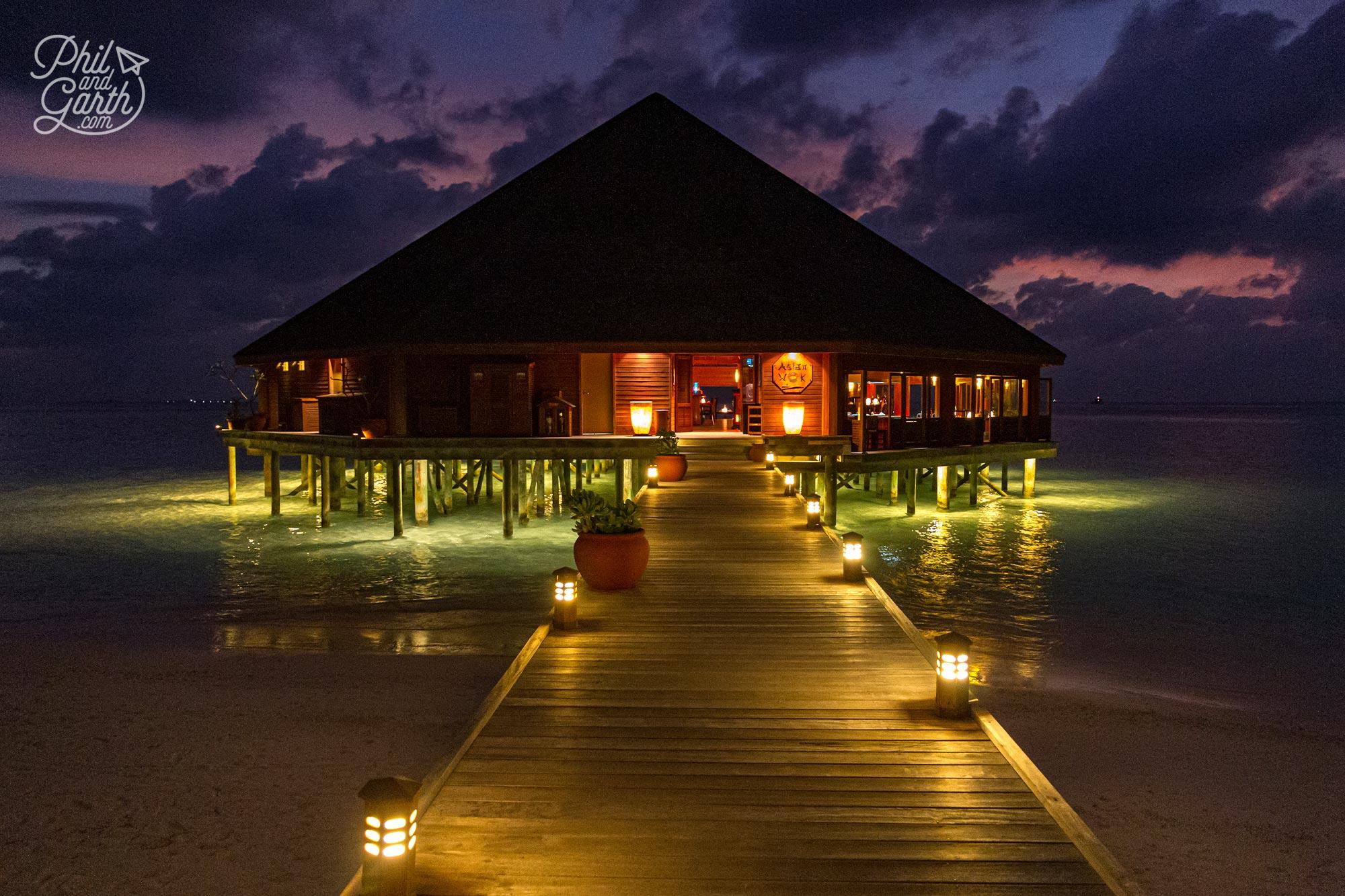 Asian Wok - Meeru Island's À La Carte Restaurant
