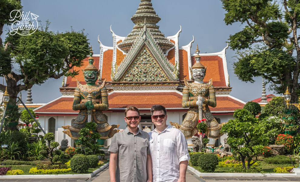 Phil and Garth's Top 5 Bangkok Tips