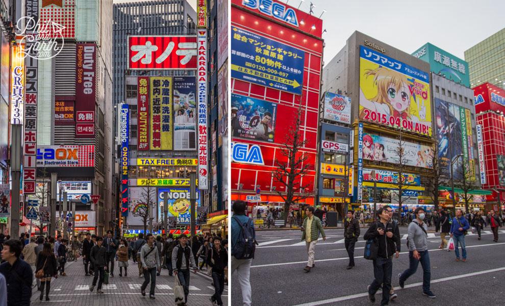 Tokyo_Akihabara_2_travel_review_and_video