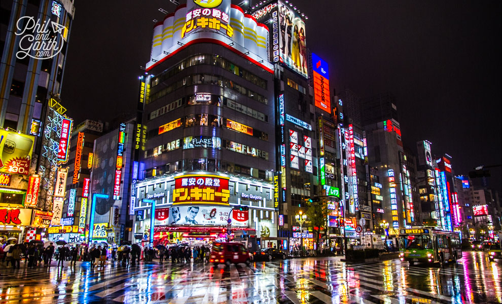 Tokyo_Shinjuku_travel_review_and_video
