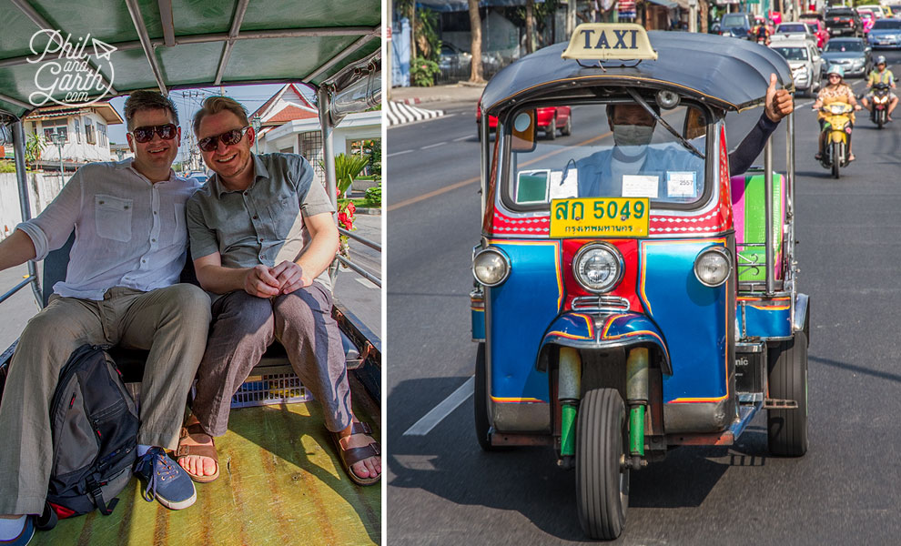 getting_around_tuk_tuk_Bangkok_video_and_review