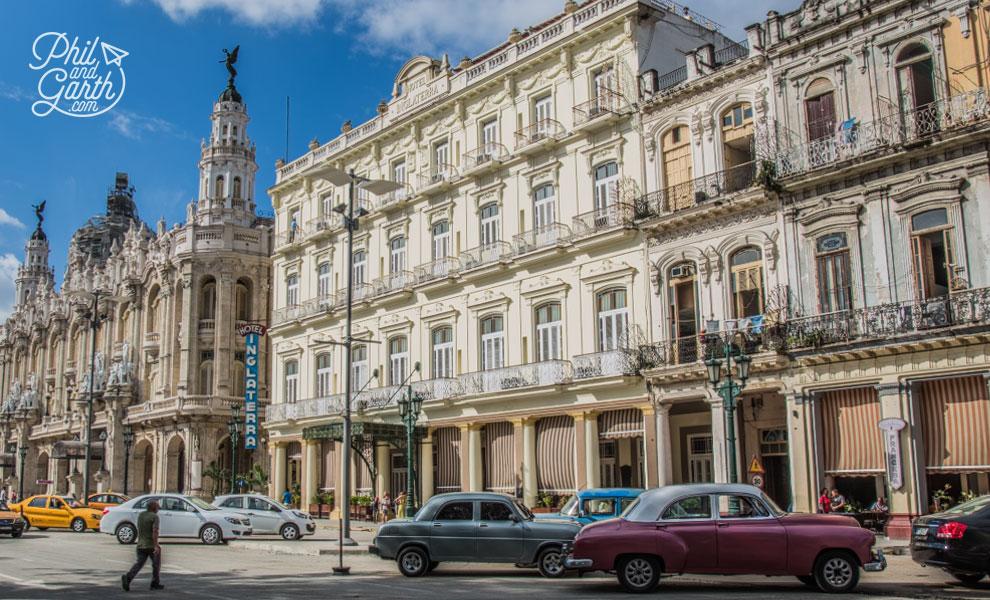 Havana Hotel Inglaterra