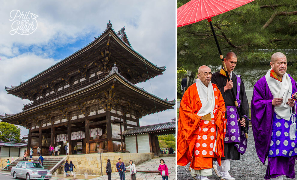 kyoto_japan_Ninnaji_Temple_travel_review_and_quick_video
