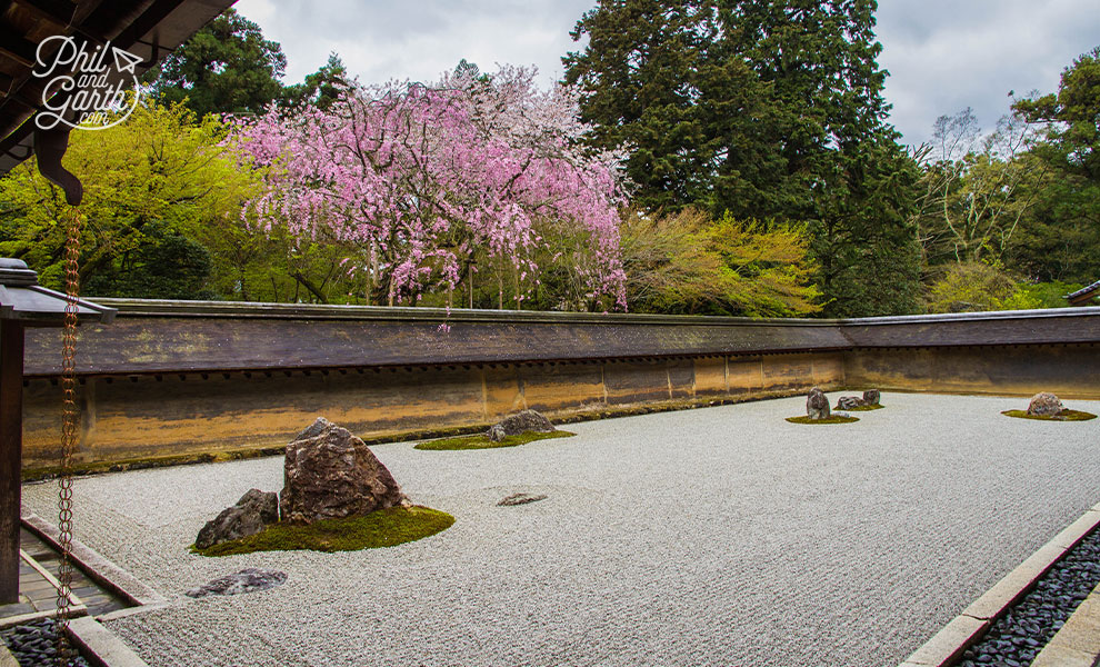 kyoto_japan_Ryoanji_Temple_travel_review_and_quick_video