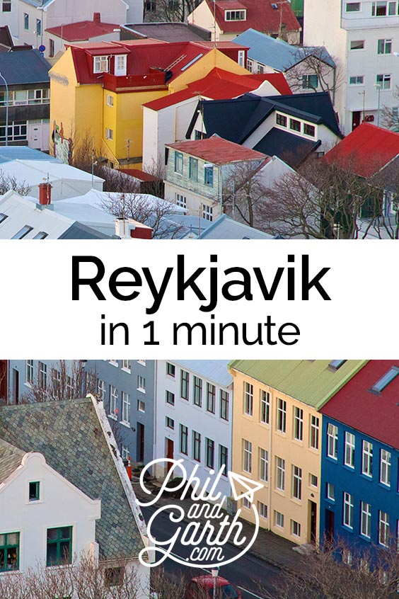 Watch Reykjavik in 1 minute - sightseeing, must see sights, things to do, top 5 tips, food review, photography inspiration, advice and information. Read our full travel guide on our blog www.philandgarth.com