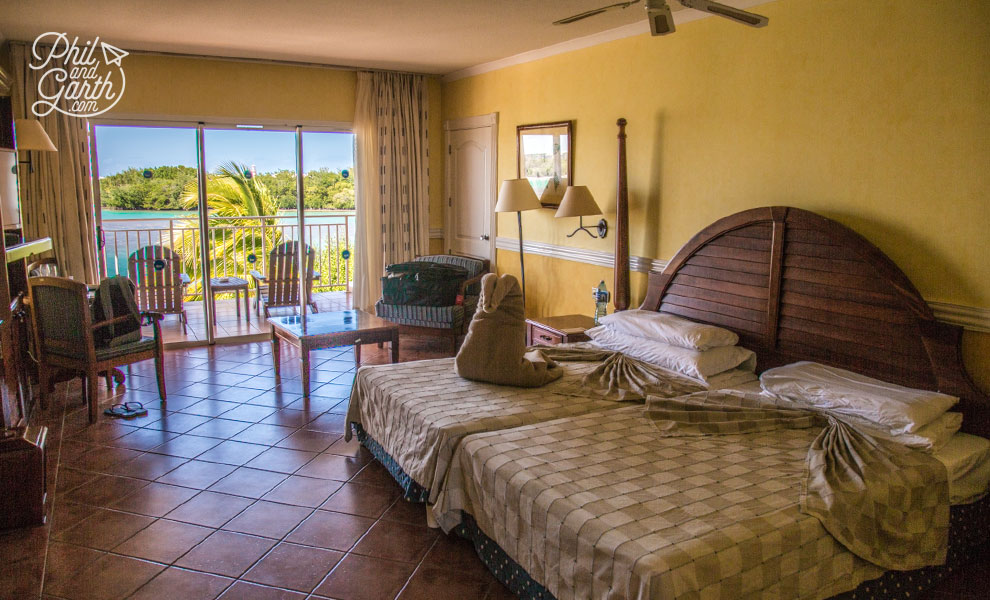 Cuba_Blau_Privilege_Cayo_Libertad_varadero_accommodation_inside_the_room_review_and_video