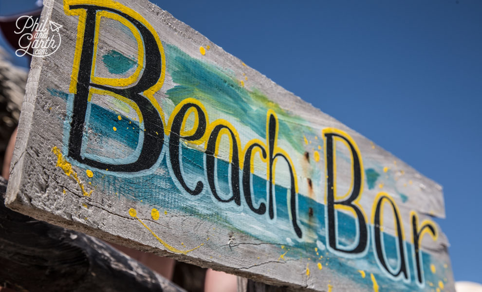 Cuba_Varadero_Blau_Marina_Varadero_beach_bar_sign_travel_review_and_video