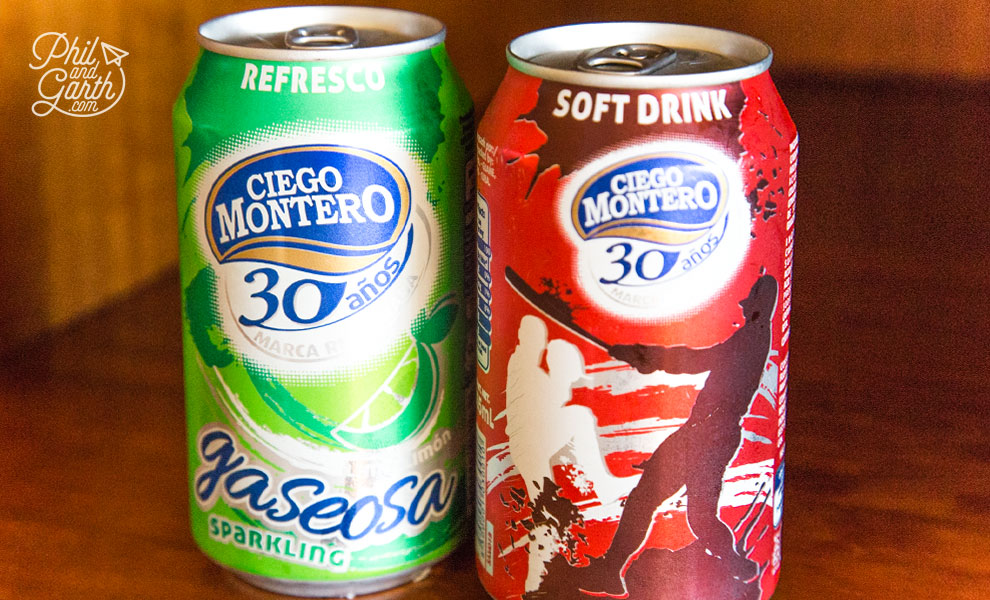 Government soft drink brands