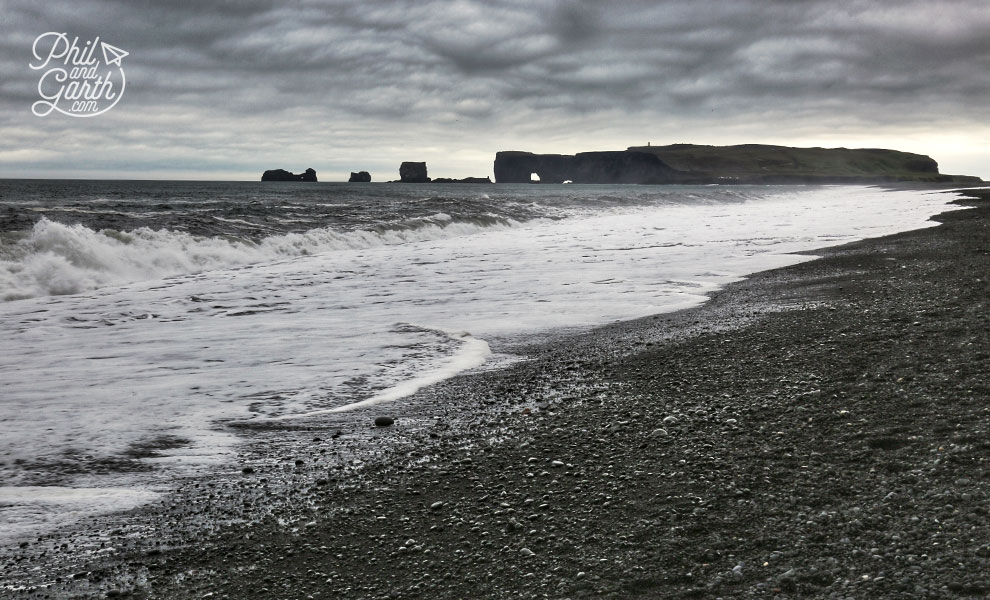 Iceland-south-Reynisfjara-black-sand-beach-2-travel-review